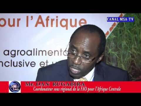 COTE D'IVOIRE: Interview Mr Lucien Tapé Mambo - Président  de la Confédération des Unions Nationales des  ONGS Africaines