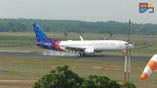 Video Naik Turun Pesawat di Bandara Radin Inten II Lampung - TRAINVELING #3 MP3, 3GP, MP4, WEBM, AVI, FLV Juni 2018