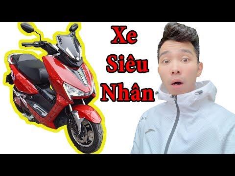 PHD | Trải Nghiệm Xe Điện Khủng Nhất Việt Nam | Electric Motorbike - Thời lượng: 10:01.