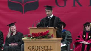 Video Kumail Nanjiani '01, 2017 Grinnell College Commencement Address MP3, 3GP, MP4, WEBM, AVI, FLV September 2018