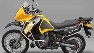 8. Kawasaki Klr 650 best accesories
