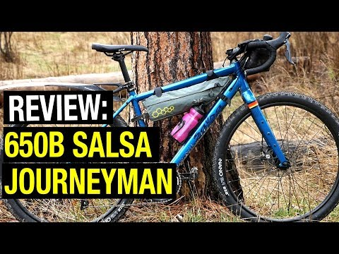 Review: Salsa Journeyman (650b Sora Build) - Best Budget Gravel Bike?