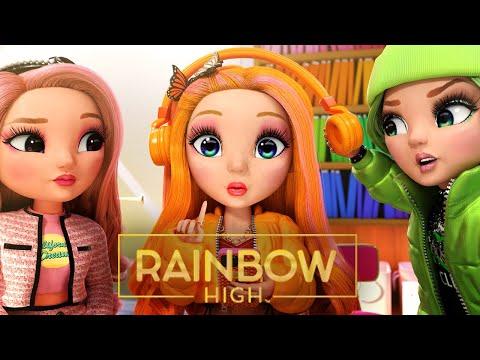 "The Perfect Party Playlist! | Episode 3 ""Poppy Rowan, Keepin' the Beats Goin'"" | Rainbow High"