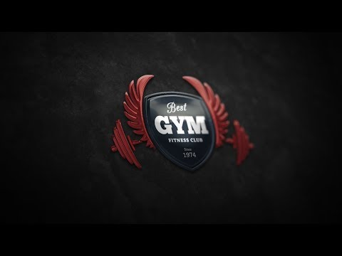 After Effects Tutorial - Glossy Logo Reveal In After Effects