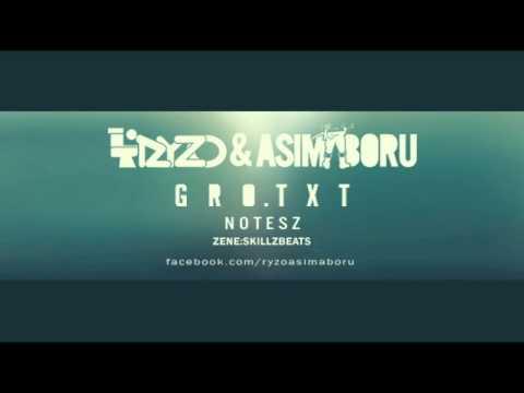 Ryzo & ASIMABORU - Notesz km. Skillzbeats