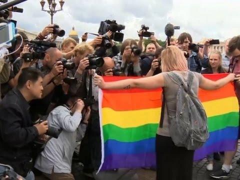 Ruska policija uhapsila gej aktiviste