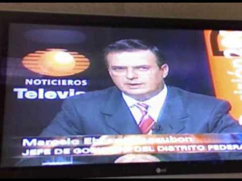 Debate: Marcelo(PRD) Nieto (PRI) y el peor: Emilio (PAN)