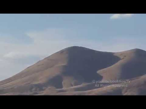 UFO in Nevada Chased By A Lockheed...