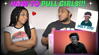 """Video Ugly God On How To Pull Girls When You're Ugly! """"Relationship Advice"""" REACTION!!! MP3, 3GP, MP4, WEBM, AVI, FLV Februari 2018"""