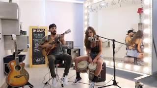 SOLAMENTE TU - cover Mike Bahia - Greeicy Rendón