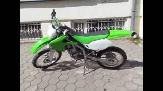 3. Kawasaki KLX 300 2007 г.в.
