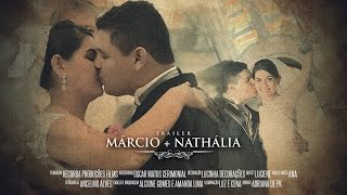 [TRAILER] Márcio + Nathália | Wedding