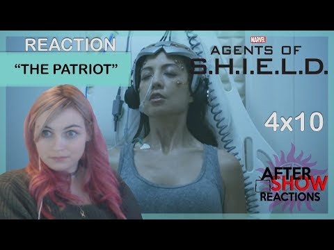 """Marvels Agents Of SHIELD 4x10 - """"The Patriot"""" Reaction Part 1"""