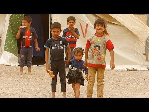 Ιράκ: Οι τζιχαντιστές υποχωρούν, το δράμα των ανθρώπων συνεχίζεται