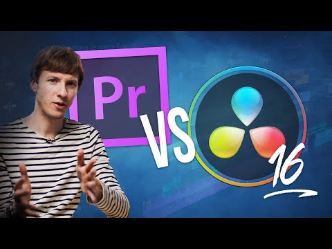Why I Switched To Resolve 16 after 10 Years on Premiere Pro !