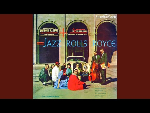Howard Rumsey's Lighthouse All Stars – Jazz Rolls Royce