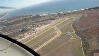 ILS To Runway 7 At Santa Barbara Followed By A Missed Approach