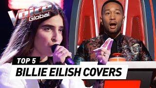 Video BEST BILLIE EILISH covers in The Voice MP3, 3GP, MP4, WEBM, AVI, FLV Juli 2019