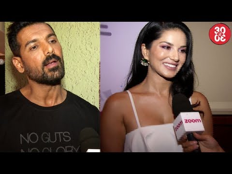 John Talks About 'Parmanu' & Release Dates | Sunny