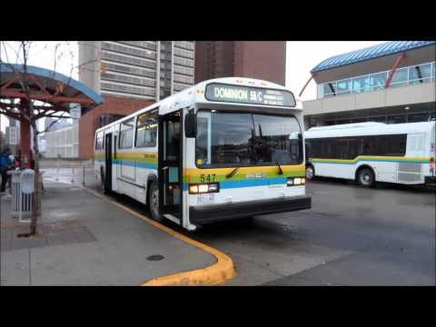 TC40102A - This is an audio clip of Transit Windsor 547, a 1991 MCI Classic TC40102A while running on route 5 Dominion on October 24, 2012. This unit is one of six boug...