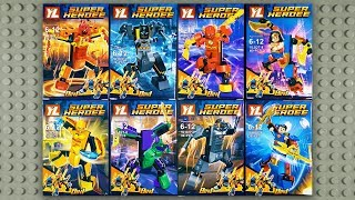 Nonton Lego Dc Super Heroes Justice League Mech Suits Minifigures  Knock Off  Yl827 Film Subtitle Indonesia Streaming Movie Download