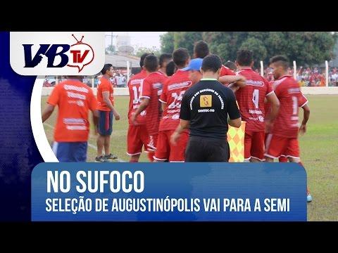VBTv | No sufoco, Augustinópolis se classifica para semifinal da Copa Verão