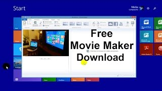 Nonton How To Download Windows Movie Maker   Free   Easy Download   Install Film Subtitle Indonesia Streaming Movie Download