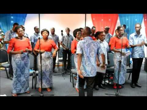 Mitso Aseye Sang By Olive Evangel Choir