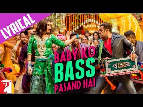 Lyrical: Baby Ko Bass Pasand Hai Song with Lyrics   Sultan   Salman Khan   Anushka Sharma   Irshad