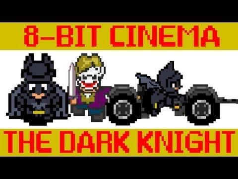 8位元的蝙蝠俠依然是超級英雄阿!!