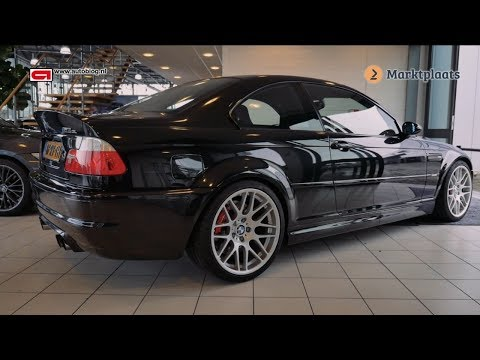BMW M3 E46 (2000-2006)  buying advice