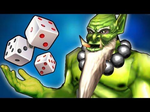 Максимальный Рандом в Warcraft 3 - карта Are you Lucker