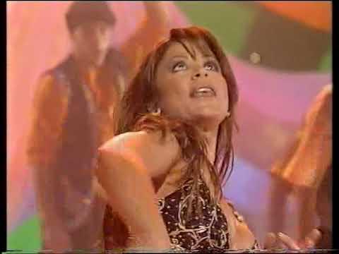 Paula Abdul  - My Love is for Real (Mar 1995)