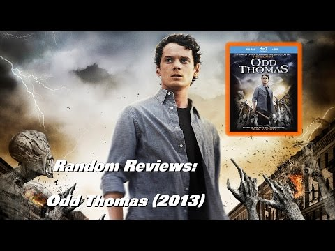 Random Reviews: Odd Thomas (2013)!
