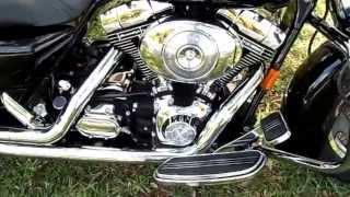 7. 2004  HARLEY DAVIDSON  ROADKING CUSTOM SCREAMING EAGLE ((( FOR SALE )))