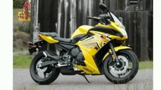 8. 2009 Yamaha FZ 6 R  Specs Details