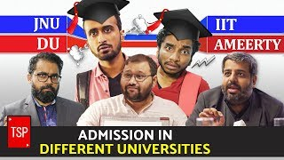 Video Admission in JNU, IIT, DU & Ameerty | TSP's Bade Chote MP3, 3GP, MP4, WEBM, AVI, FLV Mei 2018