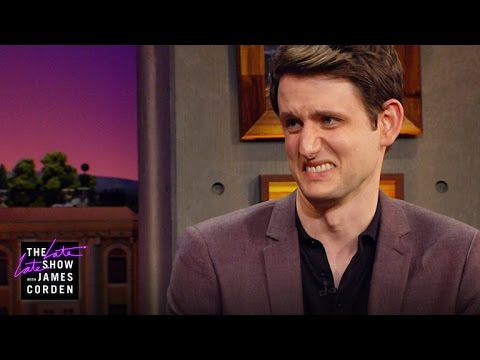 Zach Woods Has to Walk Before He Can Dance