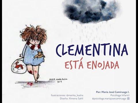 Cuento Clementina está enojada. ¿Cómo trabajar el enojo en los niños?