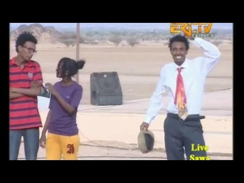 Yonas Minus - New Eritrean Sawa Comedy 2015