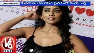 Tollywood Celebrities Ramp Walk In CCL Star Night - Hyderabad(31-01-2015)