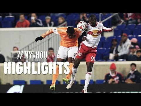Red - Bradley Wright-Phillips and the New York Red Bulls put on a spectacular display as they take all 3 points from the Houston Dynamo at Red Bull Arena. Subscribe to our channel for more soccer...