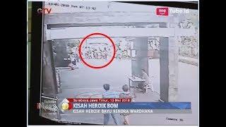 Video HEROIK!! Bayu, Relakan Diri untuk Hadang Motor Pelaku Bom - BIP 14/05 MP3, 3GP, MP4, WEBM, AVI, FLV Juli 2018