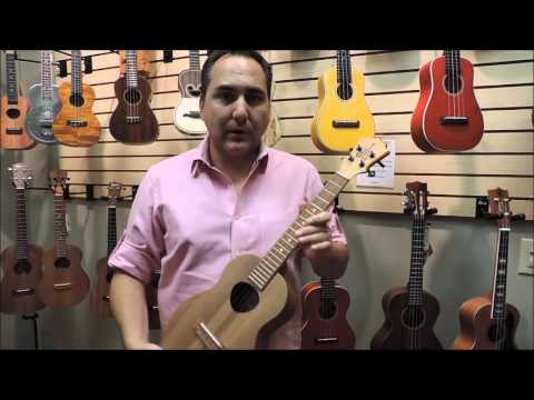 KoAloha Opio All Solid Sapele Tenor Ukulele