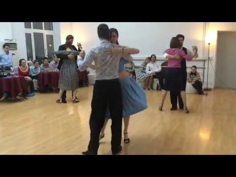 Аргентинское танго. Открытый урок в TangoFormacion