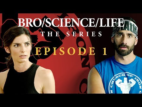 The Rock Tag Teams With Dom Mazzetti! Bro/Science/Life: The Series (Episode 1)
