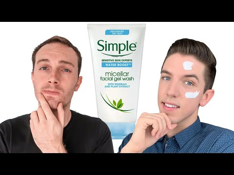 The Secrets of Hyram's Favourite Cleanser | Simple Micellar Facial Gel Wash