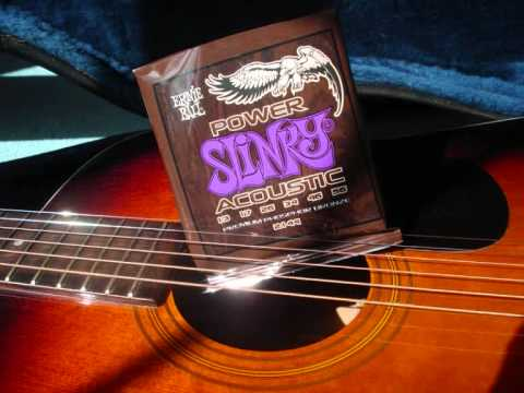 The best acoustic guitar strings
