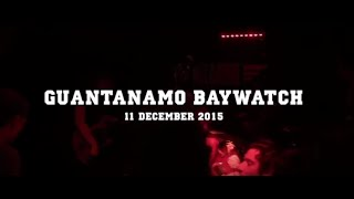 More videos at www.stillinrock.com Guantanamo Baywatch playing live at Mécanique Ondulatoire (Paris), 11 December 2015