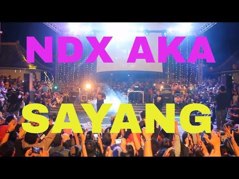 NDX AKA - SayangLive in FKY 29 Kota Jogja 2017